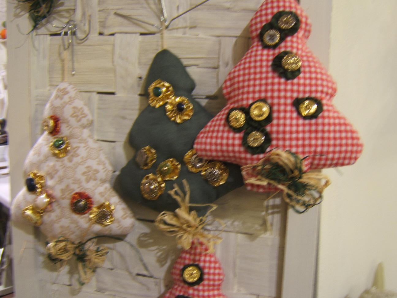 Natale alberelli di natale fatto e rifatto for Alberelli di natale